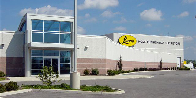 Dixin Construction Limited Was The Successful Bidder In Constructing The  Leonu0027s Showroom And Warehouse On Barclay Avenue In Sarnia.